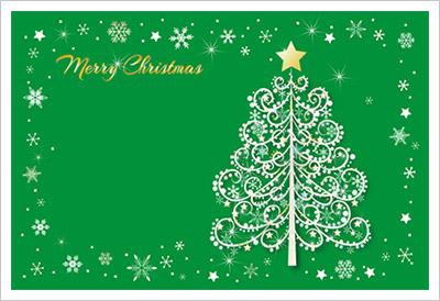 クリスマスカードの素材選びは「Createve Park」 がオススメ