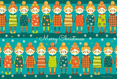ロフトワーク|クリスマスカード