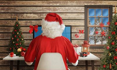 最近は、家族や子供、恋人、友達などとクリスマスカードを交換する人が増えました