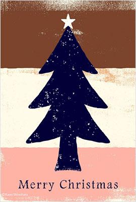 A4クリスマスカード1